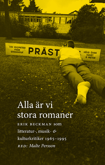 : Alla r vi stora romaner