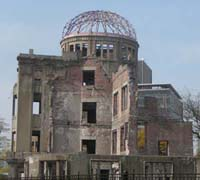 Hiroshimadomen (foto: Börje Andersson)