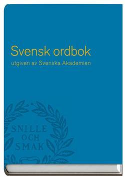 : Svensk Ordbok