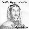 Tema: Emilie Flygare-Carlén 200 år