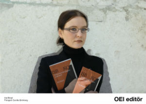 Ida Börjel. Foto: Cecilia Grönberg.