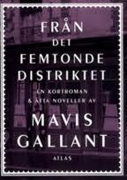 : Från det femtonde distriktet. En kortroman och åtta noveller.