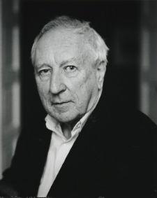 Tomas Tranströmer. Foto: Ulla Montan.