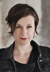 Sara Stridsberg. Foto: Helene Karlsson