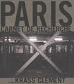 : Paris, carnet de recherche