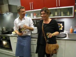Tareq och Anna Liv