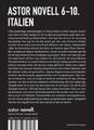 : Astor Novell 6-10 Italien