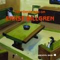 : Min första bok om Ernst Billgren