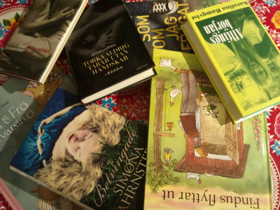 Svensk litteratur