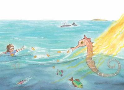 Mamman och havet