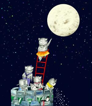 Månulvarna