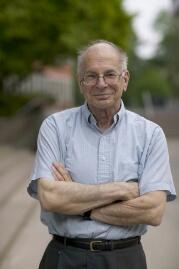 Daniel Kahneman, Foto: Jon Roemer