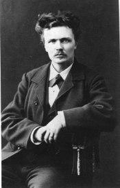 August Strindberg, 1879