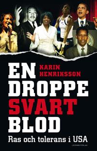 : En droppe svart blod