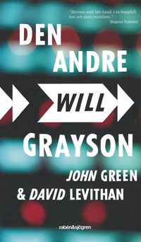 : Den andre Will Grayson