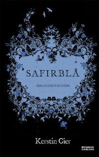 : Safirblå