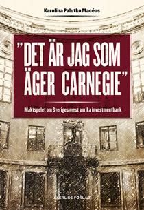 : Det är jag som äger Carnegie