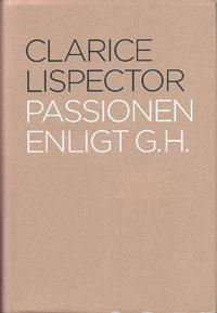 Clarice Lispector: 'Passionen enligt G.H.'