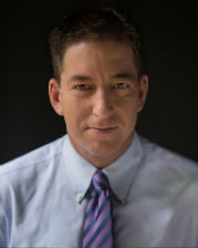 Glenn Greenwald foto Jimmy Chalk