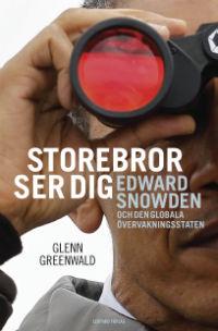 Glenn Greenwald: 'Storebror ser dig'