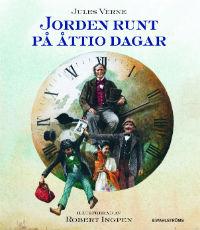 Jules Verne: 'Jorden runt på åttio dagar'