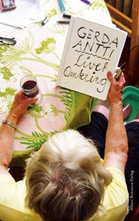 Gerda Antti: 'Livet omkring'