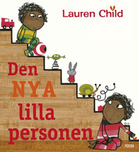Lauren Child: 'Den nya lilla personen'