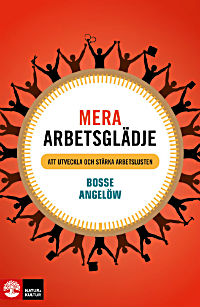 Bosse Angelöw: 'Mera arbetsglädje'