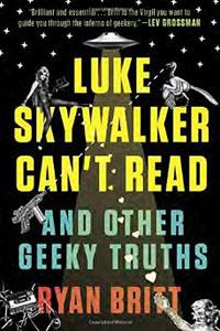 : Luke Skywalker can't read
