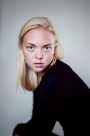 Erika Bernalt. Foto: Malin Bernalt