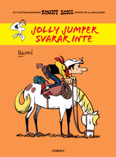 Guillaume Bouzard: 'Jolly Jumper svarar inte'