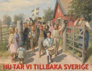 Det gamla och det unga Sverige