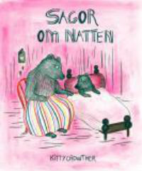 Kitty Crowther: 'Sagor om natten'