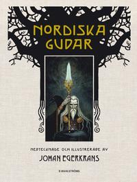 Johan Egerkrans: 'Nordiska gudar'