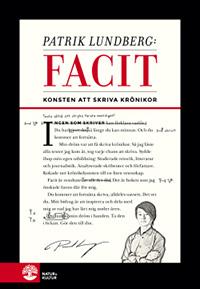 Patrik Lundberg: 'Facit'