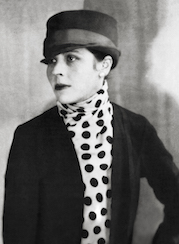 DJUNA BARNES US novelist and illustrator 1892 to 1982