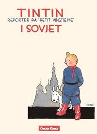 Hergé: 'Tintin i Sovjet'