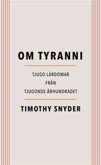 : Om tyranni