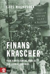 Lars Magnusson: 'Finanskrascher'