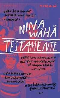 Nina Wähä: 'Testamente'