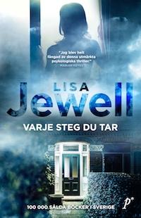 Lisa Jewell : 'Varje steg du tar '