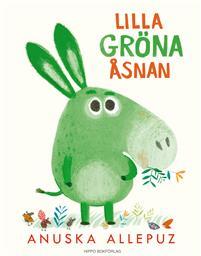 Anuska Allepuz: 'Lilla gröna åsnan'