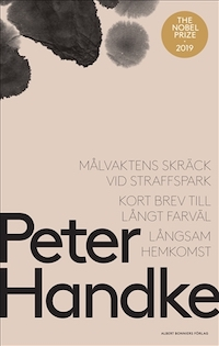 Peter Handke: 'Målvaktens skräck vid straffspark'