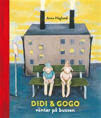 Anna Höglund: 'Didi & Gogo väntar på bussen'