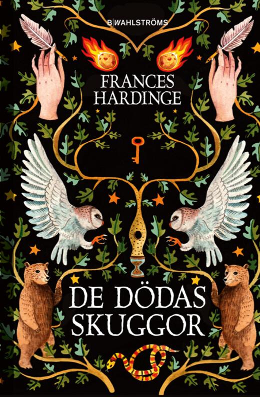 Frances Hardinge: 'De dödas skuggor'