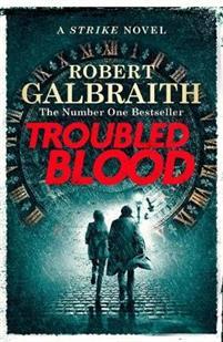 Robert Galbraith: 'Troubled Blood'