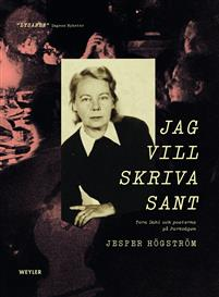 Jesper Högström: 'Jag vill skriva sant'