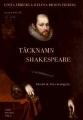 : Täcknamn Shakespeare